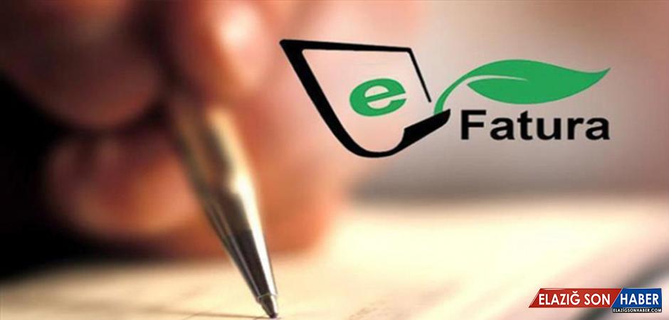 Kamuda E-Fatura Dönemi Başlıyor