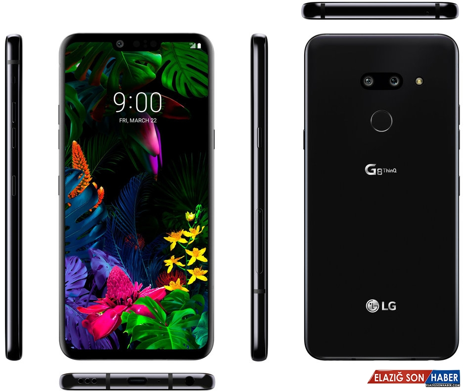 LG G8 ThinQ'in Tartışma Yaratacak Tasarımına Ait En Net Görseller