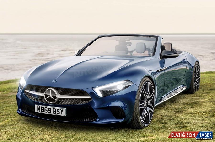 Mercedes Slc, 2020 Modeliyle Elveda Diyecek