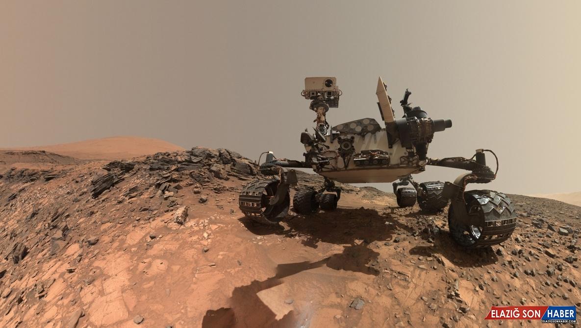 NASA, Kendini Güvenli Mod'a Alan Curiosity'yi Yeniden Başlatarak Hayata Döndürdü