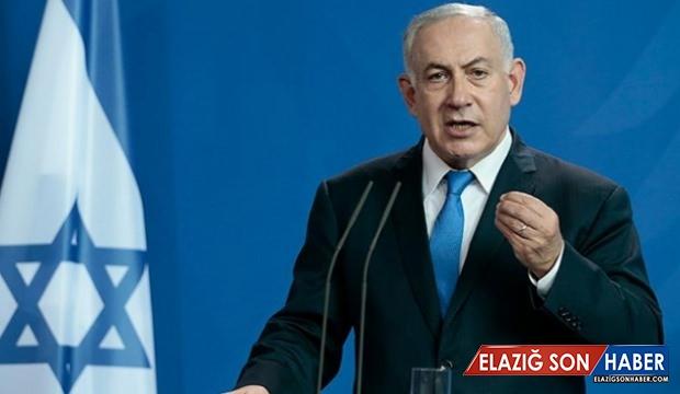 Netanyahu resmen itiraf etti: Arkasında biz varız