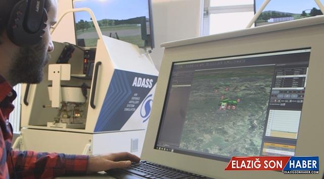 Savunma sanayii simülatör ihracatlarına yenisini ekledi