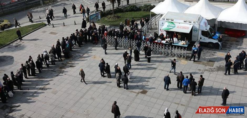 Tanzim Satışla Balıkesir'de 2 Günde 15 Ton Patates Satıldı