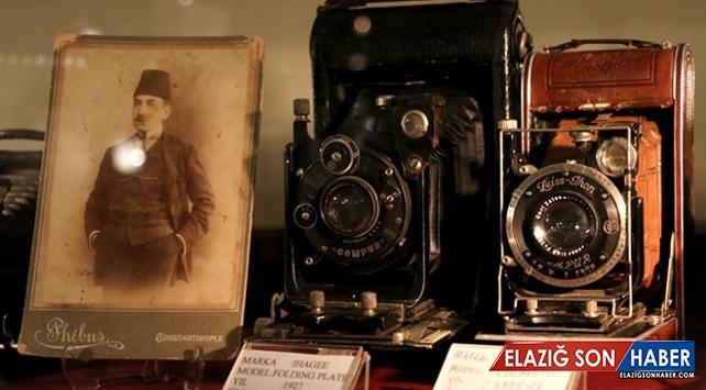 Tarihin tanıkları Kamera Müzesi'nde sergileniyor