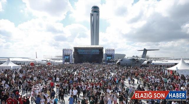 TEKNOFEST'in ikincisi Atatürk Havalimanı'nda düzenlenecek