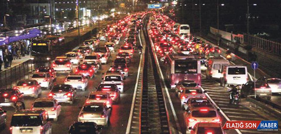 Trafik Sıkışıklığı Listesinde İstanbul Dünyada 2. Sırada