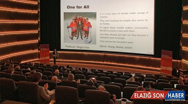 TRT dizileri Berlinale'de özel gösterimle tanıtıldı