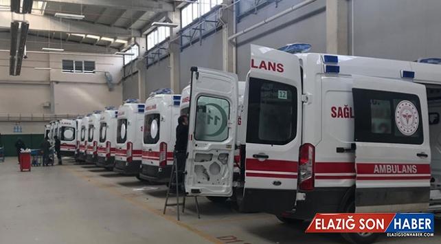 Ambulanslarda dijital dönem başlıyor