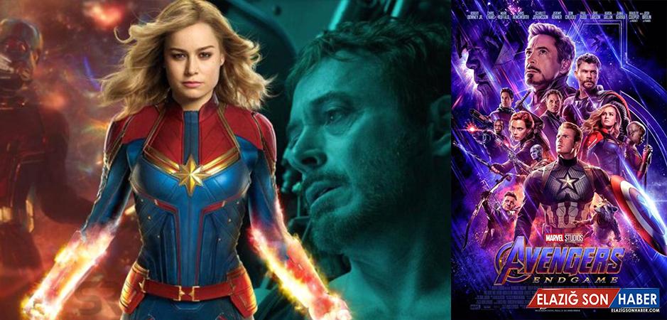 Avengers: Endgame'in Son Fragmanı Yayınlandı