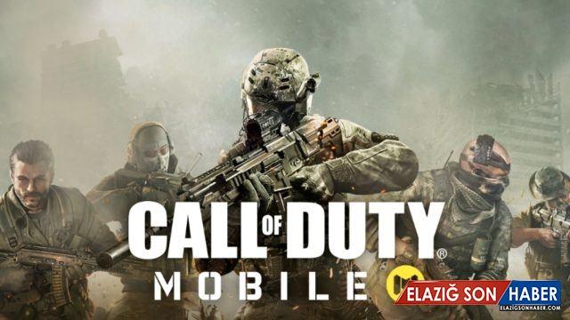 Aylık Mobil İnternet Kotanızı Arttırın: Call of Duty: Mobile Geliyor