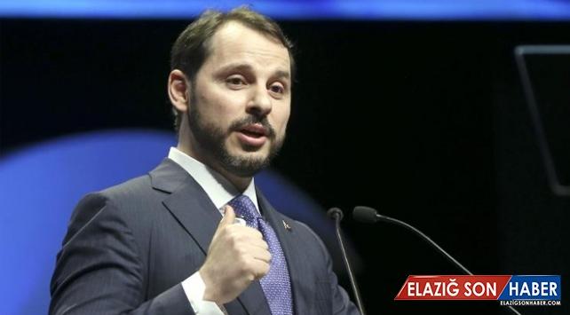 Bakan Albayrak: Türkiye güçlü performansıyla birilerini üzmeye devam edecek