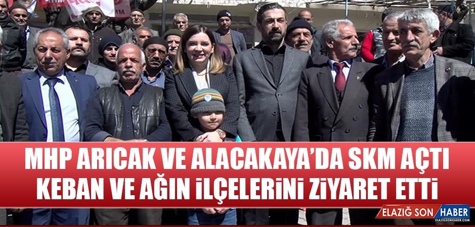 Başkan Işıkver ve Milletvekili Erdem, İlçe Halkıyla Buluştu