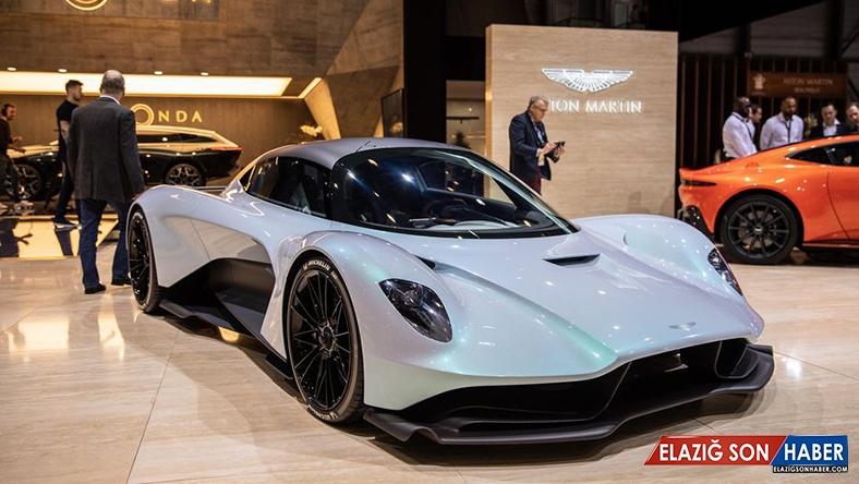 Cenevre'de Tanıtılan Sıra Dışı Tasarıma Sahip 20 Mükemmel Otomobil