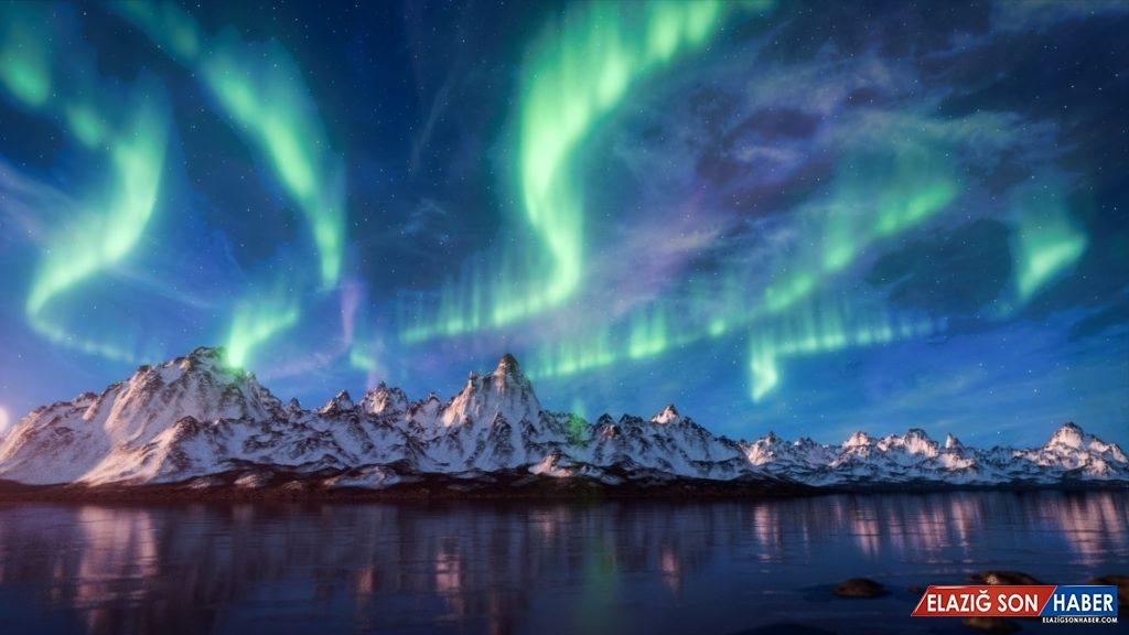 Doğal Sanat Eserleri Olan Kutup Işıkları Nedir, Nasıl Gerçekleşir?
