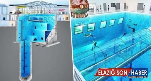 Dünyanın En Derin Yüzme Havuzu Polonya'da Açılıyor