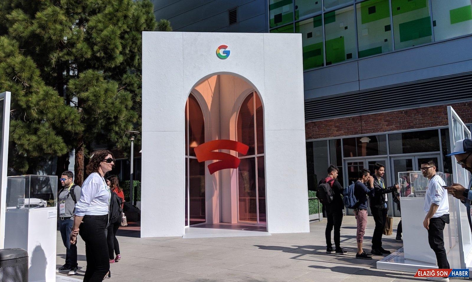 Google'ın Oyun Dünyasını Değiştirecek 'Stadia' İsimli Bulut Oyun Sistemi Resmen Tanıtıldı
