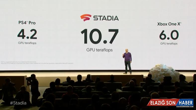 Google, Stadia'yı Öve Öve Bitiremedi: 'PS4 Pro ve Xbox One, Bir Stadia Etmez'