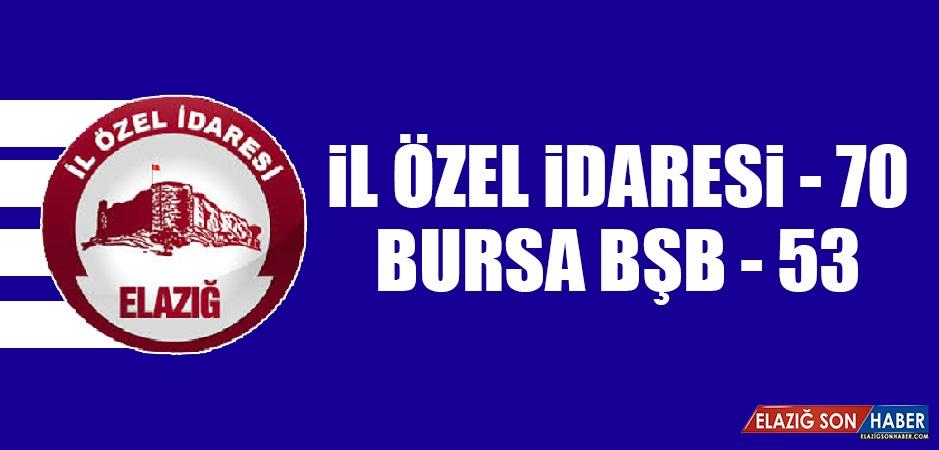 İl Özel İdaresi 70-53 Bursa BŞB