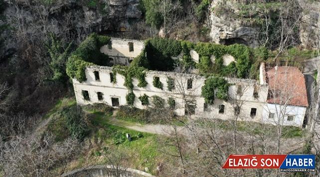 Karabük'teki tarihi Tabakhane bölgesi restore edilmeyi bekliyor