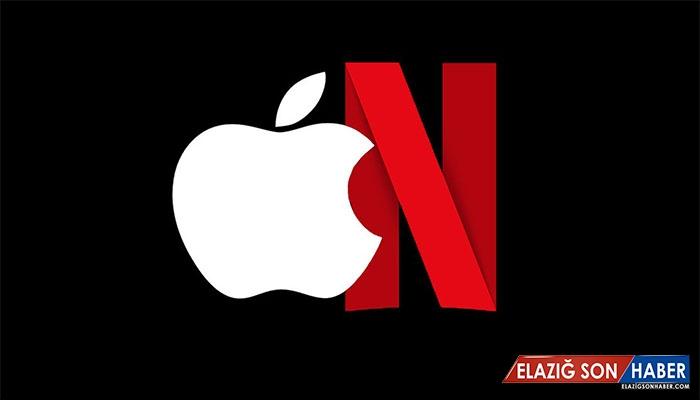 Netflix, Apple'ın TV Servisinde Yer Almayacağını Açıkladı