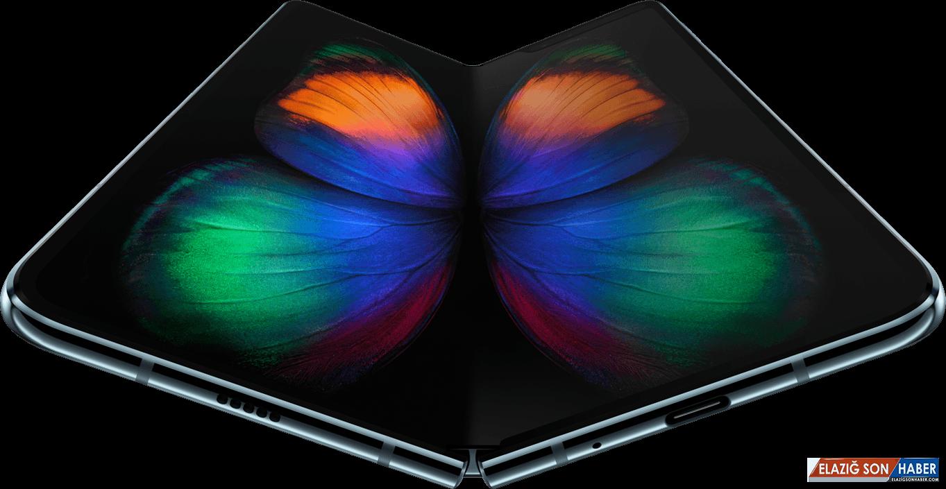 Samsung Galaxy Fold, Hayal Kırıklığı Yaratan Ekranıyla Çalışırken Görüntülendi