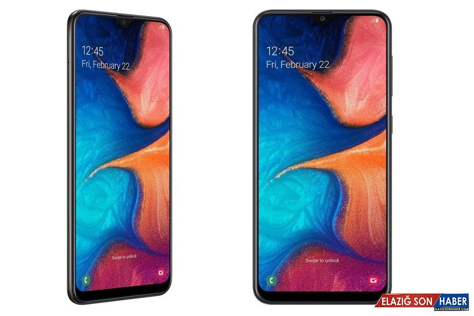 Samsung, Yeni Telefonu Galaxy A20'yi Duyurdu: İşte Fiyatı ve Özellikleri