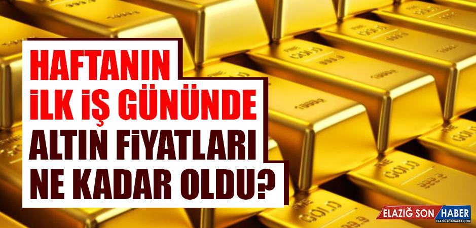 15 Nisan'da Altın Fiyatları Ne Kadar Oldu?