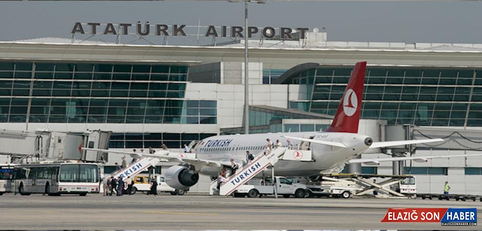 Atatürk Havalimanı'nda THY Son Seferini Yaptı