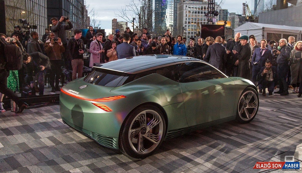 Genesis'in New York Otomobil Fuarı'ndaki İlginç Konsepti: Mint