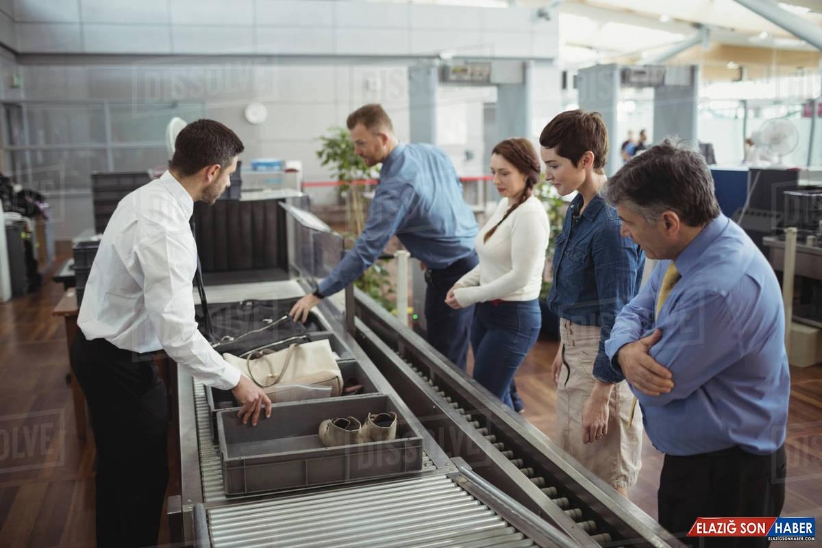 Havaalanında Bavuldan Dizüstü Bilgisayarın Çıkarılması Zahmetini Ortadan Kaldıran Teknoloji