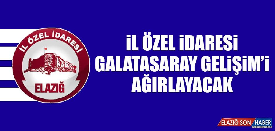 İl Özel İdaresi, Galatasaray Gelişim'i Ağırlayacak