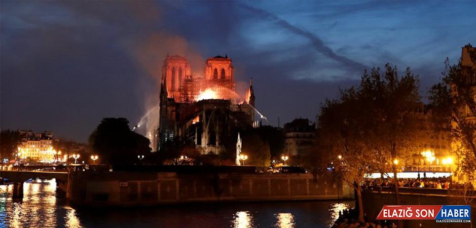 Louis Vitton'dan Notre Dame'a 200 Milyon Euro Bağış