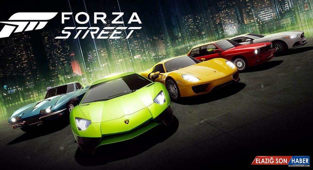 Oynaması Tamamen Ücretsiz Olan Forza Street, PC İçin Yayımlandı