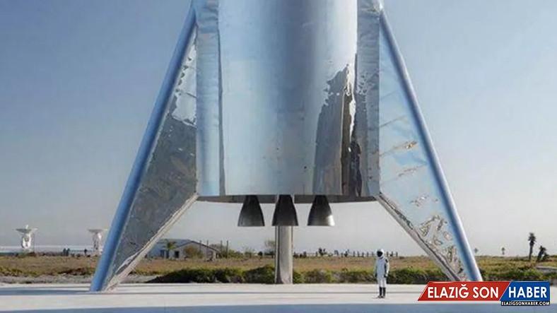 Roketlerin Babası Elon Musk, Starship'e Ejderha Kanadı Takacak