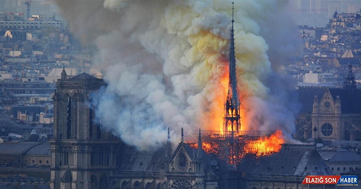 YouTube Algoritması, Notre Dame Katedrali'ndeki Yangını 11 Eylül Saldırılarıyla Eşleştirdi
