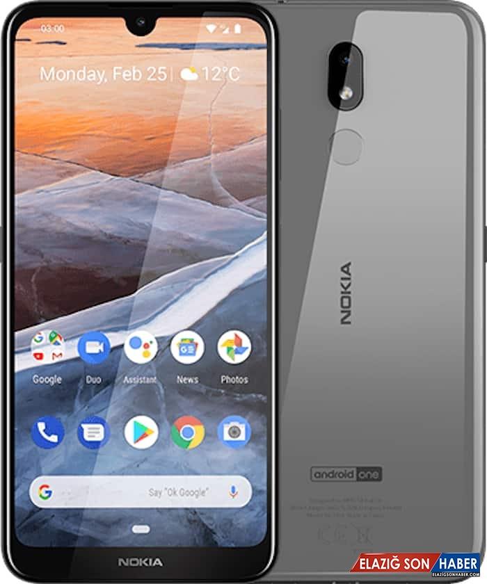2 Gün Şarj Ömrü Sunan Nokia 3.2 Tanıtıldı: İşte Fiyatı ve Özellikleri