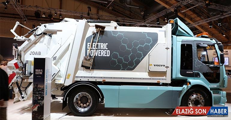 Amerikalı Kamyon Markası Mack, Elektrikli Çöp Kamyonu Üretecek