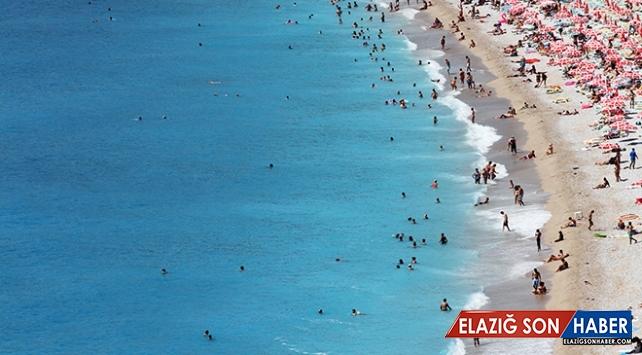 Antalya'da turizmde tüm zamanların mayıs ayı gün rekoru