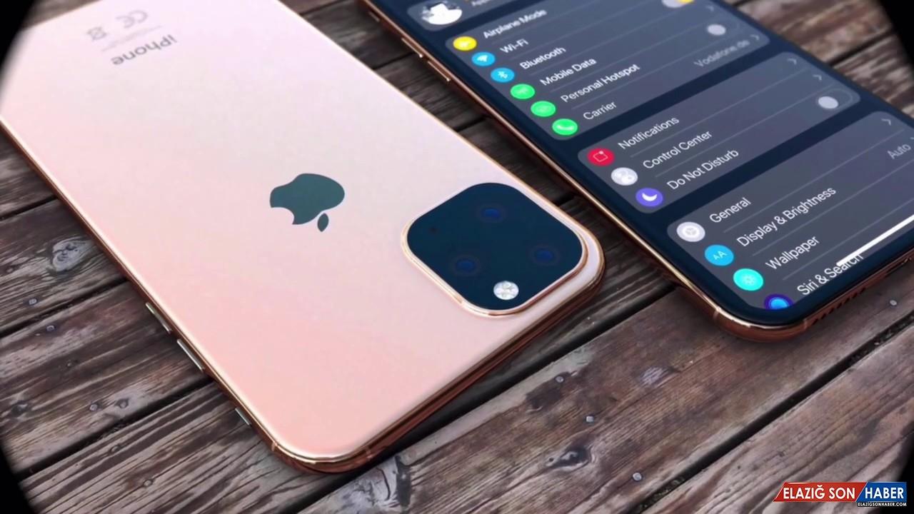 Apple, iPhone XI'de Kullanacağı Yeni Antenler ile 5G Destekli Telefonları Unutturabilir