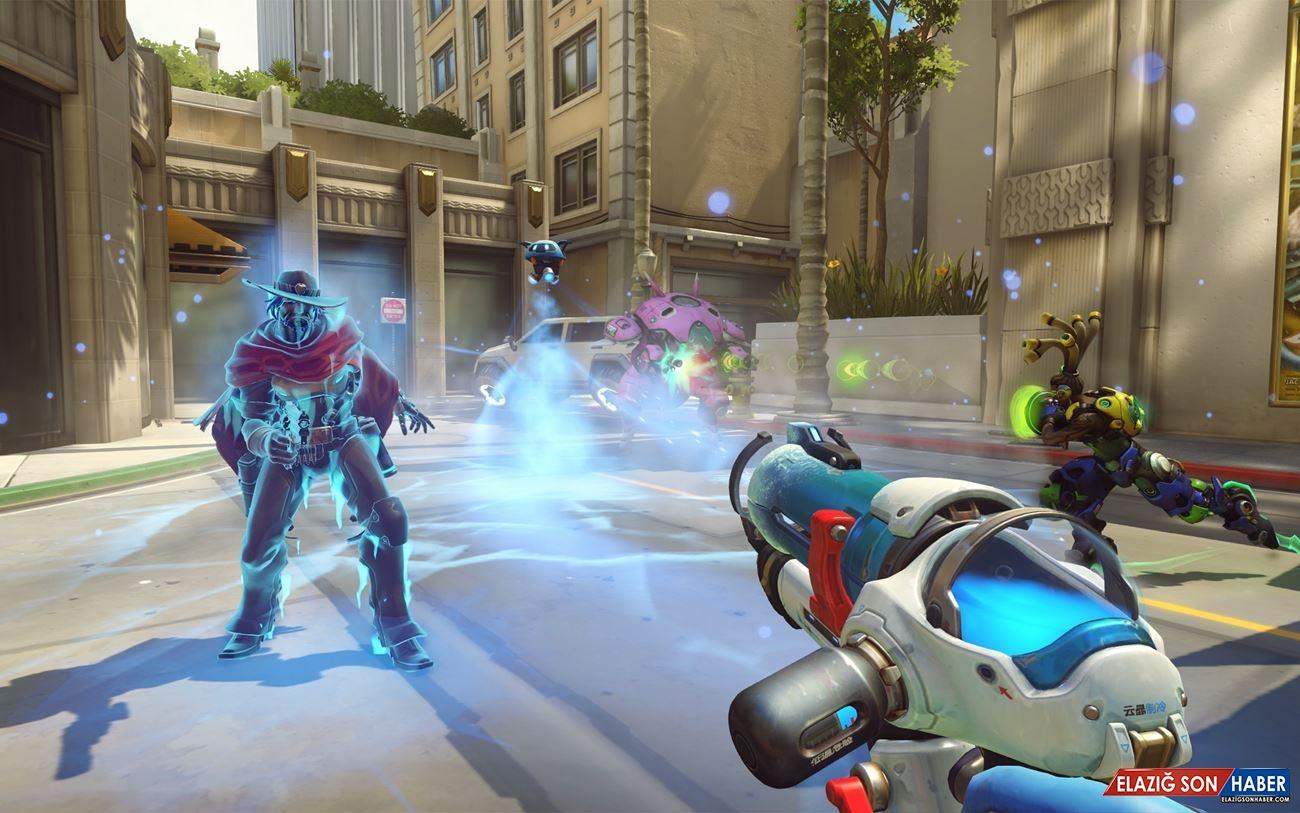 Blizzard Overwatch Evreni İçin Büyük Planlara Sahip