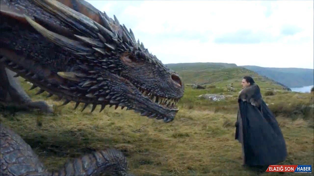 Cevabı Spoiler Dolu Soru: Game of Thrones'taki Ejderhalardan Hangisi Öldü?