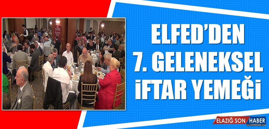 ELFED'den 7. Geleneksel İftar Yemeği
