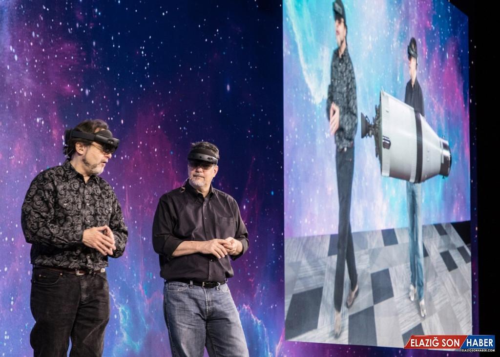 Epic Games, HoloLens 2 ile 1969 Yılında Gerçekleştirilen Ay'a İnişi Canlandırdı