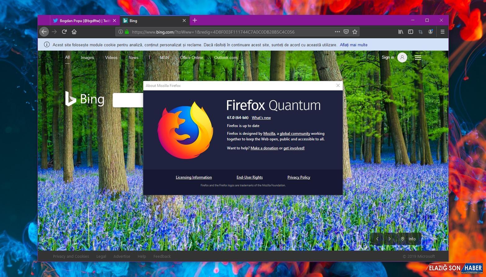 Firefox'un Yeni Sürümü Firefox 67, Yeni Özellikleriyle İndirilebilir Durumda