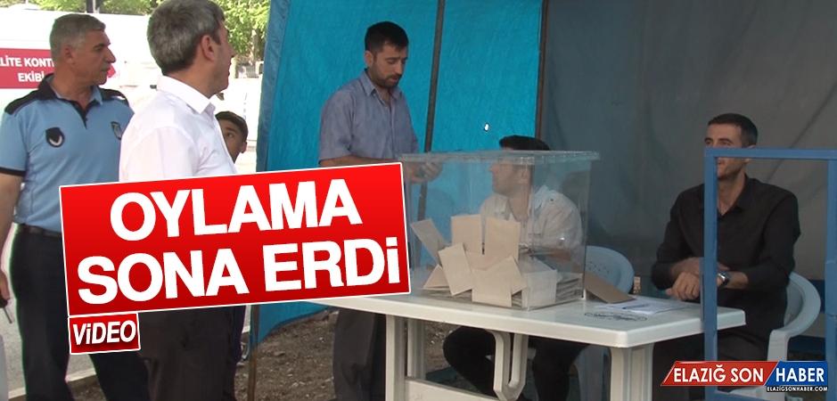 Gözler Oy Sayımına Çevrildi