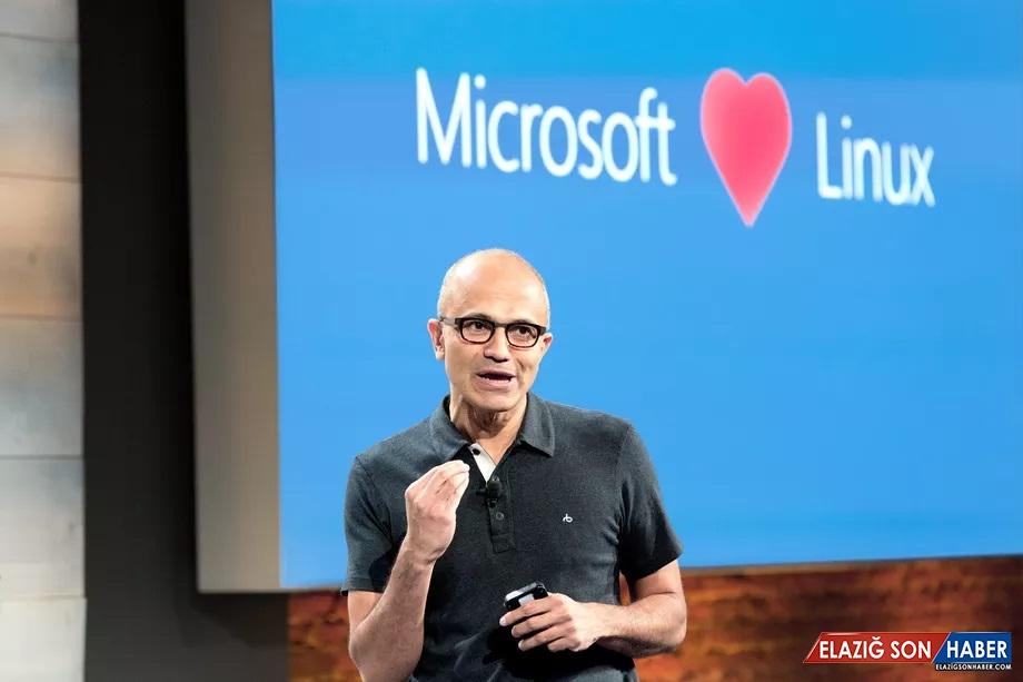 Microsoft Windows 10'a Yerleşik Linux Çekirdeği Geliyor