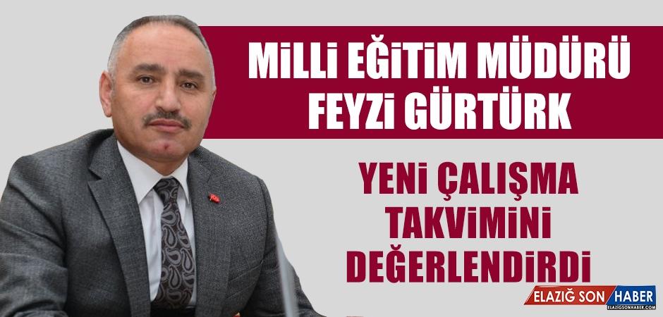 Milli Eğitim Müdürü Gürtürk, Yeni Modeli Değerlendirdi