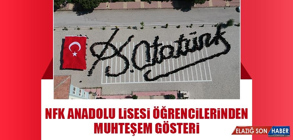 NFK Anadolu Lisesi Öğrencilerinden Muhteşem Gösteri
