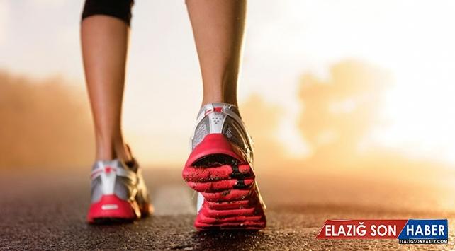 Sağlık için günde 30 dakika yürüyüş şart