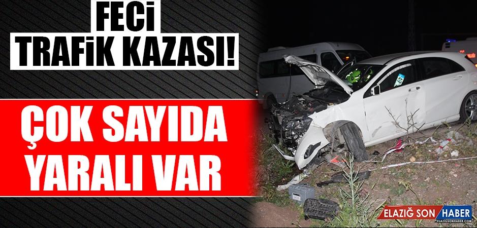 Sahura Saatler Kala Feci Trafik Kazası!